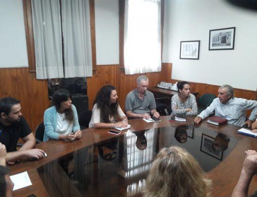 Encuentro con concejales locales de todos los bloques políticos